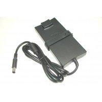 Блок питания (зарядка) для ноутбука Dell 19.5 В 4.62 А 90 Вт 7.4*5.0mm, Slim тонкий корпус [ориг.] [30305]
