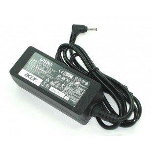 Блок питания (зарядка) для ноутбуков Acer 19V 2.37A 45W 3.0x1.1mm (ориг.)