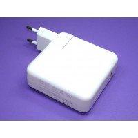 "Зарядное устройство для ноутбука Apple MacBook Pro 13"" 20.3 В 3А 61 Вт USB Type-C A1718, MNF72LL/A [6685]"