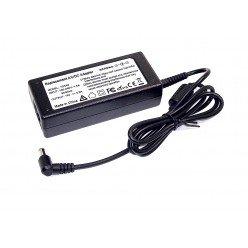 Зарядное устройство для монитора и телевизора Dell, LG, Samsung 14V 4A 56W (6,5 x 4,4 mm) [10910]