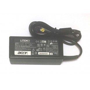 Зарядное устройство (зарядник) для ноутбука Acer 19V 3.42A 65 Вт 5.5*1.7mm [OEM]
