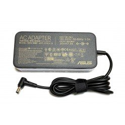 Блок питания (зарядка) для ноутбука Asus 20V 7.5A 150Вт 6.0x3.7mm, без кабеля [30851]