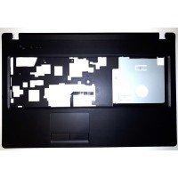 Топкейс (Top case, C cover) для ноутбука Lenovo IdeaPad G570, G575 (FA0GM000A20), с тачпадом [4627]
