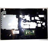 Топкейс (Top case, C cover) для ноутбука Lenovo IdeaPad G570, G575 (FA0GM000A20), с тачпадом