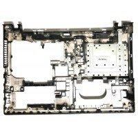 Поддон (нижний корпус, D cover) для ноутбука Lenovo G500s, G505s, Z501, Z505 (FA0YB000600), черный [7946]