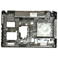 Поддон (нижний корпус, D cover) для ноутбука Lenovo IdeaPad G580, G585 (60.4SH01.001) [7947]