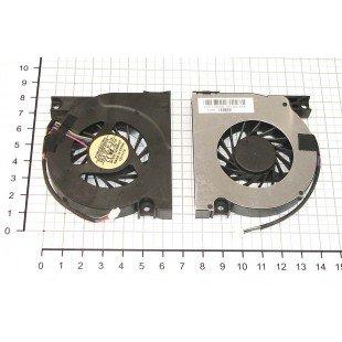 Вентилятор (кулер) для ноутбука Asus A9T A94 F5 X50 4pin