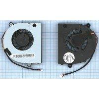 Вентилятор (кулер) для ноутбука Toshiba Satellite L500, L505, L555 (AMD), 4pin разъем [F0007]