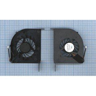 Вентилятор (кулер) для ноутбука HP DV6-2000 DV6-2100, 1 ушко [F0021]