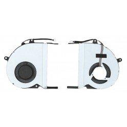 Вентилятор (кулер) для ноутбука Asus X401, X401A, Vivobook F401A, 4pin [F0185]
