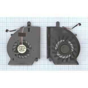 Вентилятор (кулер) для ноутбука SAMSUNG RF510 RF511 (F0072)