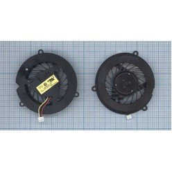 Вентилятор (кулер) для ноутбука HP CQ50, CQ60, G50, G60, круглый [F0196]