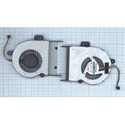 Вентилятор (кулер) для ноутбука ASUS K55 K55A X55V, KSB06105HB-CC22, толщина 13мм [F0170]