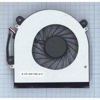 Вентилятор (кулер) для ноутбука DNS W150 0164088, 0164800 [F0146-1]