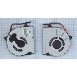 Вентилятор (кулер) для ноутбука Lenovo Ideapad G40, Z50-70, G40-30, G50, G50-30, G50-70 [F0141-2]