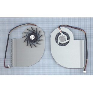 Вентилятор для ноутбука Asus K51IO, K70IO [F0070]