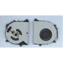 Вентилятор (кулер) для ноутбука Lenovo IdeaPad 110-14IBR, 100-15, 100-15IBY, 100-15IBD, 110-15ACL, 110-15AST