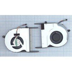 Вентилятор (кулер) для ноутбука Asus N551, N551J, N551JK, G551, G551J, G551JM [F0147]
