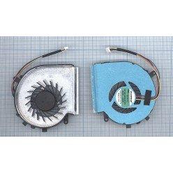 Вентилятор (кулер) для ноутбука MSI GE62VR, GE72VR, GP62MVR, GP62VR, GP72VR (CPU), 4pin