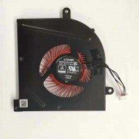 Вентилятор (кулер) для ноутбука MSI GS63, GS63VR, GS73, GS73VR (CPU)