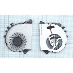 Вентилятор (кулер) для ноутбука MSI GS70, GS72, MS-1771, MS-1773, GTX 765
