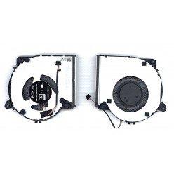 Вентилятор (кулер) для ноутбука Asus A509, A509F, R521, R521F, X409, X409F, X509, X509F