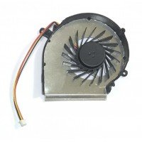 Вентилятор (кулер) для ноутбука MSI GE62 GE72 PE60 PE70 GL62 GL72 GP62 GP72 правый (GPU), 3pin [F0172]