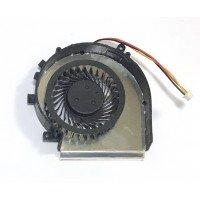 Вентилятор (кулер) для ноутбука MSI GE62 GE72 PE60 PE70 GL62 GL72 GP62 GP72 левый (CPU), 3pin [F0174]