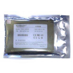 "SSD диск 2,5"" 120GB Goldenfir SATA-III T650-120 500/400MB/S, Новый"
