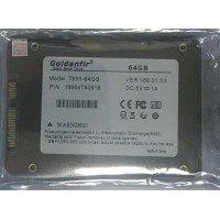 "SSD диск 2,5"" 64GB Goldenfir SATA-III T650-64 350/110MB/S, Новый [65064]"