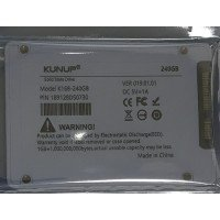 """SSD диск 2,5"""" 240GB KUNUP SATA-III K168-240Gb 500/400MB/S, Новый [KNP240]"""