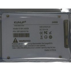 """SSD диск 2,5"""" 360Gb KUNUP SATA-III K168-360Gb 500/400MB/S, Новый [KNP360]"""