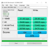 "SSD диск 2,5"" 120GB Kingfast PRO 6 SATA-III KF2710DCS23-120 550/450MB/S, Новый [5272]"