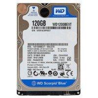 """*Б/У* Жесткий диск 2,5"""" 120Gb SATA-II/III 5400rpm, с разбора, в ассортименте [HDD120-X]"""