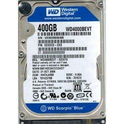 """*Б/У* Жесткий диск 2,5"""" 400Gb SATA-II/III 5400rpm, с разбора, в ассортименте [HDD400-БУ-X]"""