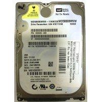 "*Б/У* Жесткий диск 2,5"" 500Gb WD WD5000BPVT SATA-II 5400rpm, с разбора [HDD500-X]"