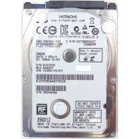 """*Б/У* Жесткий диск 2,5"""" 500Gb Hitachi Z5K500 SATA-II 5400rpm 8Mb [BUR0078-3], с разбора"""