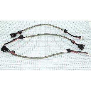 Разъем для ноутбука LENOVO Y430 G430 G530 с кабелем [20511]