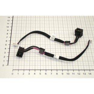 Разъем для ноутбука TOSHIBA L505 L655 Series(с кабелем)