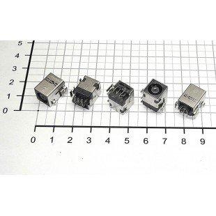Разъем для ноутбука PJ052 DELL N5010,E5510,E5410