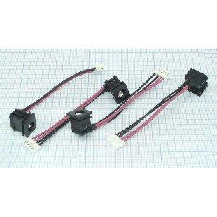 Разъем для ноутбука HY-TOOO5 TOSHIBA TECRA M1 M2 M5 A80 с кабелем