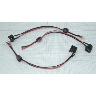 Разъем для ноутбука HY-TO023 Toshiba Satellite A200 A205 A215 с кабелем