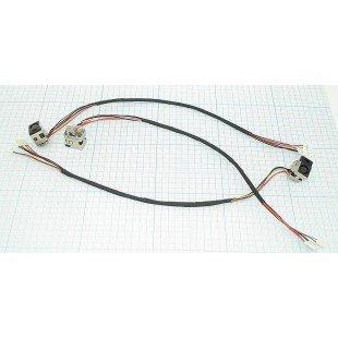 Разъем для ноутбука HY-HP049 HP DV6 i7 с кабелем