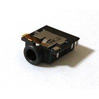 Аудио (audio) разъем для Acer Aspire E1-422, E1-522, V5-431, V5-471, V5-531, V5-571 наушники микрофон [AU025]