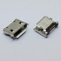 Разъем microUSB для Lenovo A60 A288T A366T A390E A500 A520 A750 [UT012]