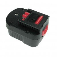 Аккумулятор для BLACK&DECKER (p/n: A12, A12E, A12EX, A12-XJ, FS120B, FSB12, HPB12, 912B.H, A1712), 1.5Ah 12V [6486]