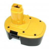 Аккумулятор для DEWALT (p/n: DC9091, DE9038, DE9091, DE9092, DE9094, DW9091, DW9094), 1.3Ah 14.4V [6491]