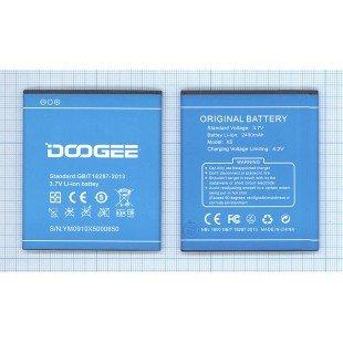 Аккумуляторная батарея X5 для DOOGEE X5 / X5C / X5 Pro