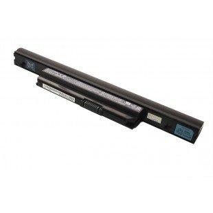 Аккумуляторная батарея AS10B31 для ноутбука Acer Aspire 3820, 4553, 4745, 4820, 5553, 5745, 5820 черная (10.8 5200 мАч) ORIGINAL