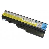 *Б/У* Аккумуляторная батарея для ноутбука Lenovo G560, G565, G570 (L09S6Y02) (10.8 В 4400 мАч 48Wh) [BUR0055-23], с разбора